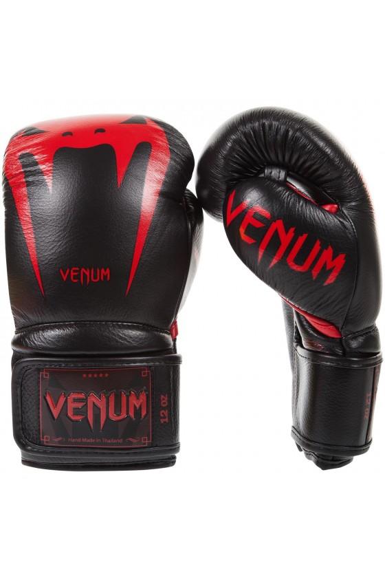 Боксерські рукавички Venum Giant 3.0 Black Devil Nappa leather
