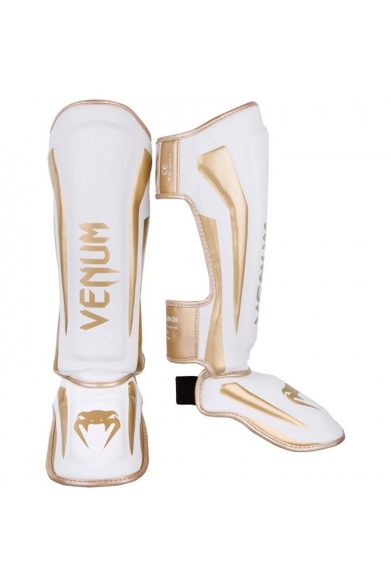 Шингарды Venum Elite Standup White/Gold