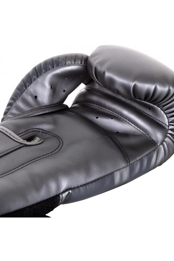 Боксерські рукавички Venum Elite Grey / Grey