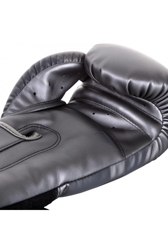Боксерские перчатки Venum Elite Grey/Grey