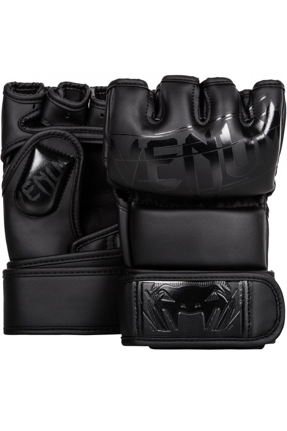 MMA перчатки Venum Undisputed 2.0 Skintex Leather Matte/Black