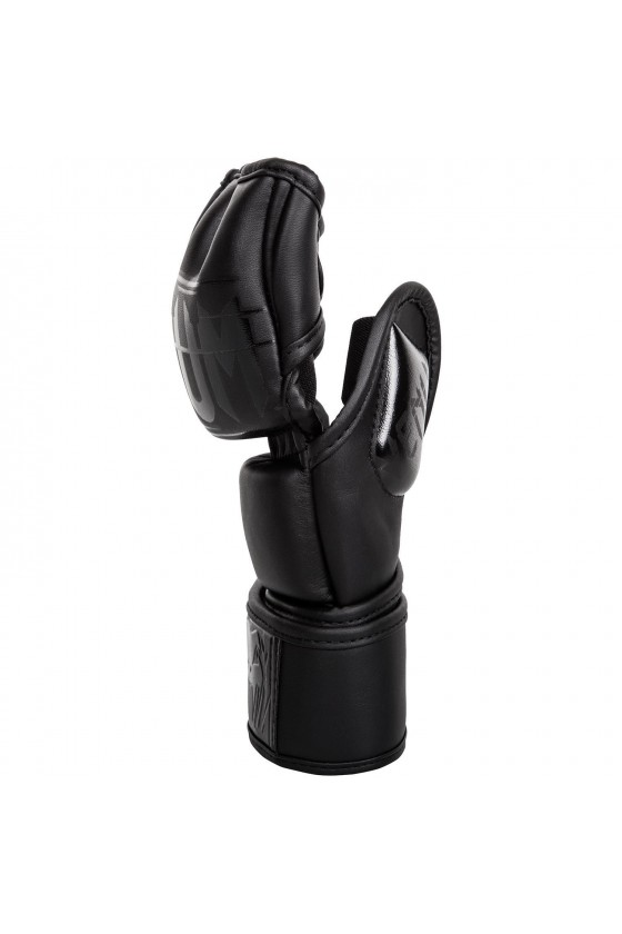 MMA рукавички Venum Undisputed 2.0 Skintex Leather Matte / Black