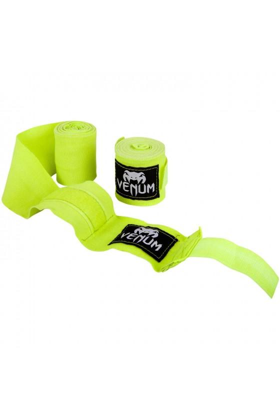 Боксерські бинти Venum Neo Yellow