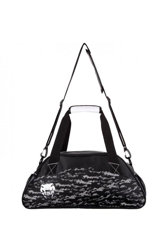 Спортивна сумка Venum Camoline Black / White