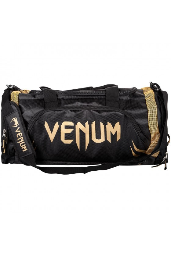 Спортивная сумка Venum Trainer Lite Black/Gold