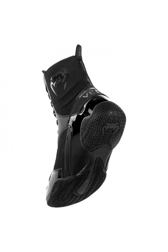 Боксерки Venum Elite Black / Black