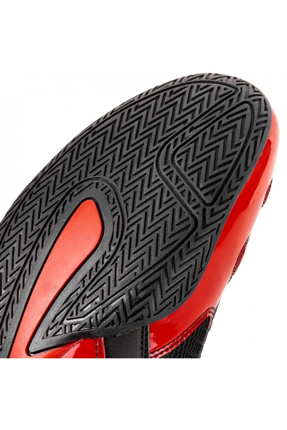 Боксерки Venum Elite Black / Red