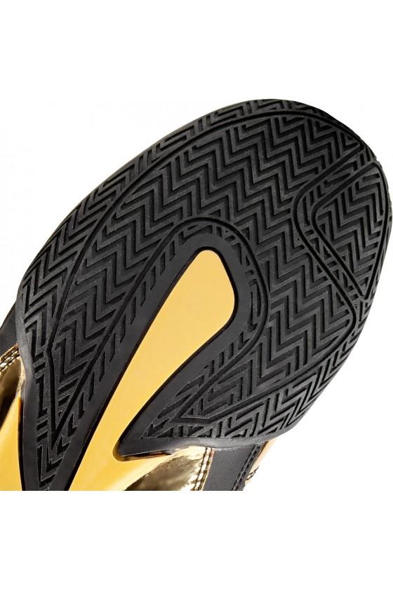 Боксерки Venum Elite Black / Gold