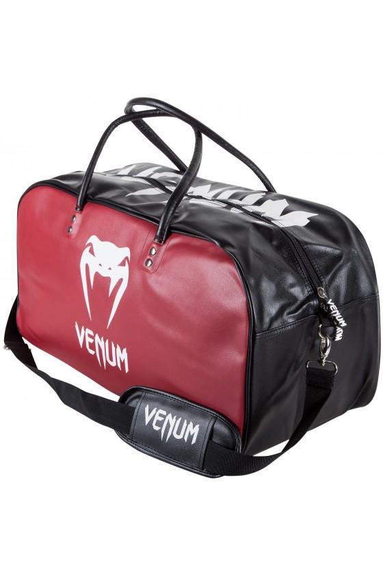 Спортивная сумка VENUM Origins Black & Red - Xtra Large