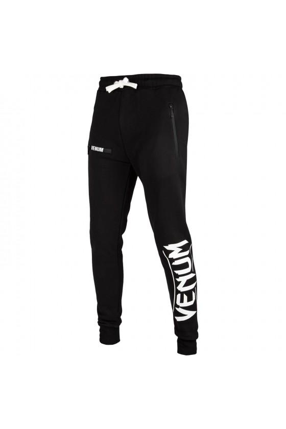 Детские спортивные штаны VENUM Contender Black/White