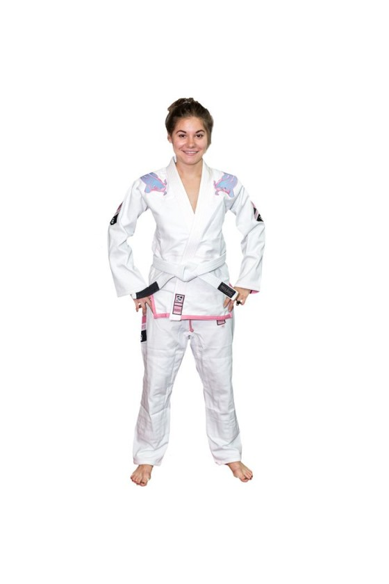 Женское кимоно для бжж do or die