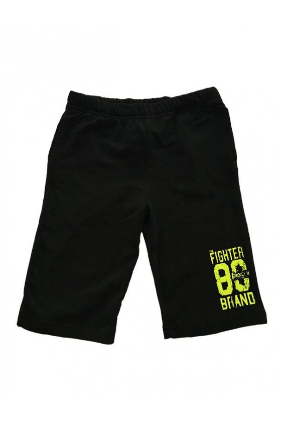 Шорти дитячі Fighter 80 чорні