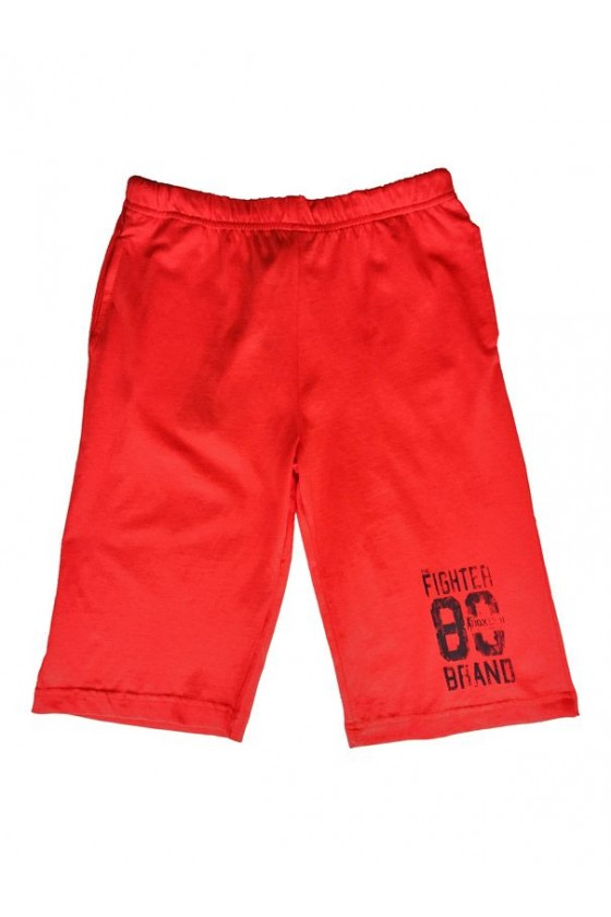 Шорти дитячі Fighter 80 червоні