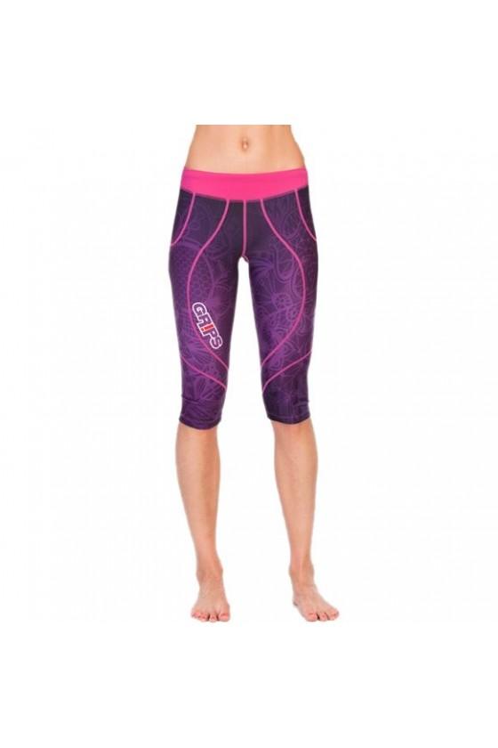 Жіночі бриджі Grips Purple Spring