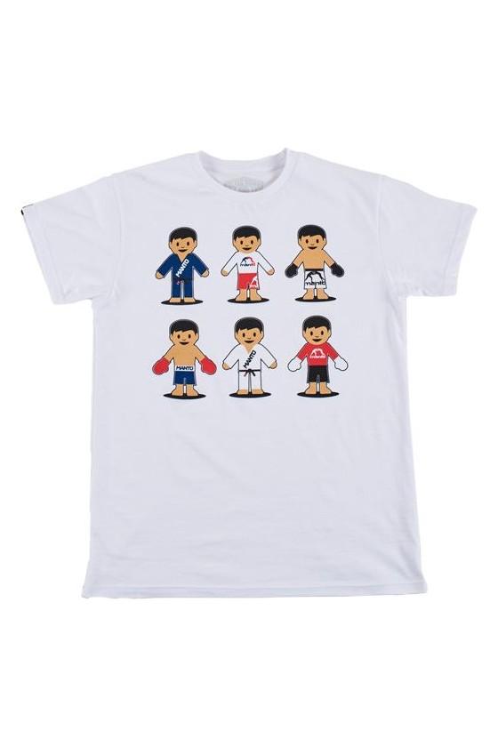 ДЕТСКАЯ футболка Manto Emoji