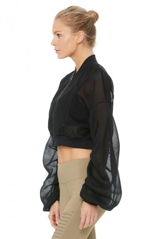 Женская курточка Field Crop черная