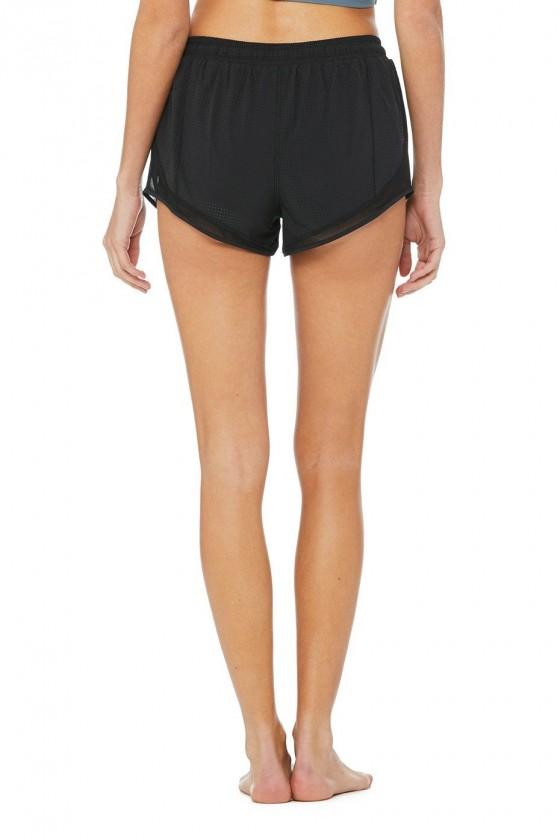 Женские шорты Frame Runner черные