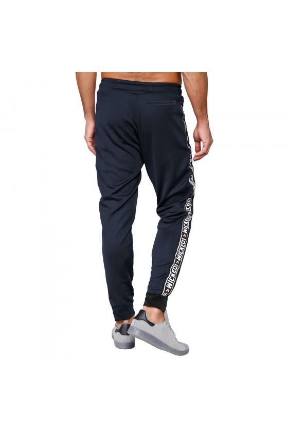 Спортивні штани Infinity темно-сині
