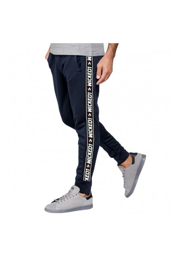 Спортивные штаны Infinity темно-синие