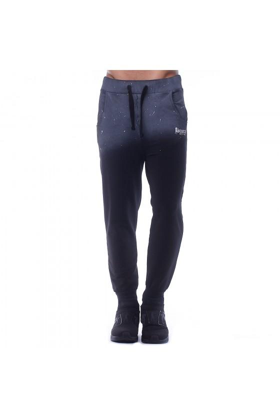 Спортивные штаны скини черные