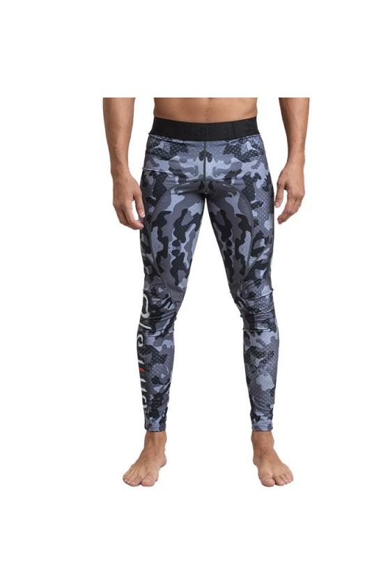 Компресійні штани Grips Night Camo