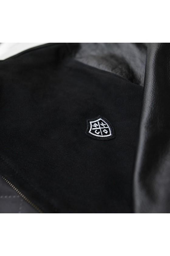Куртка Black sheep черная