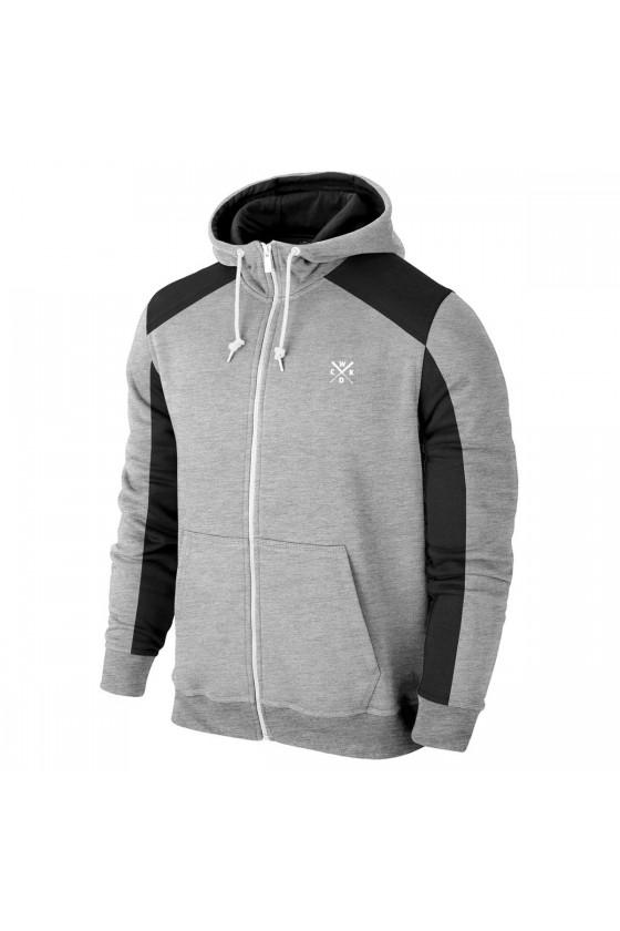 Спортивный костюм Maverick светло-серый/черный