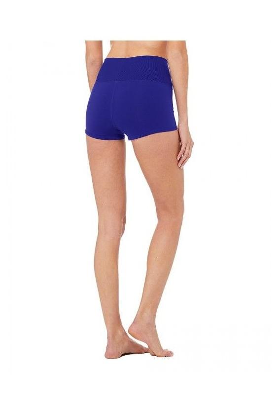 Женские тренировочные шорты Aura Short Sapphire