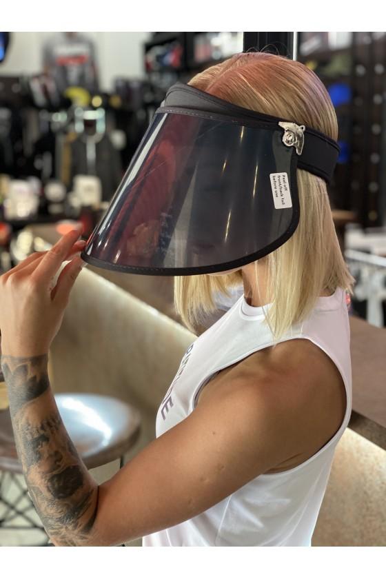 Спортивний аксесуар Face shield Black