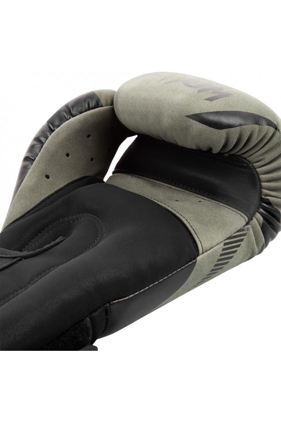 Боксерські рукавички Venum Impact Khaki / Black