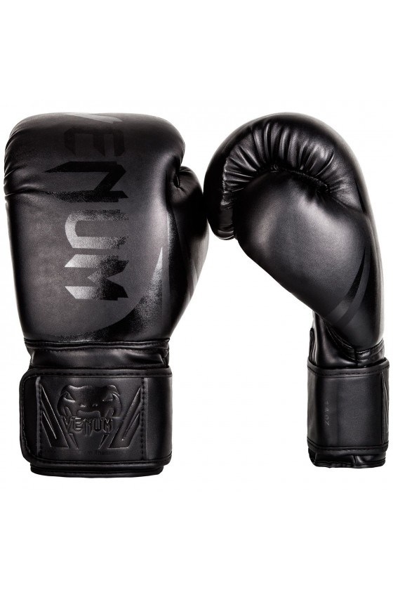 Боксерские перчатки Venum Challenger 2.0 Black/Black