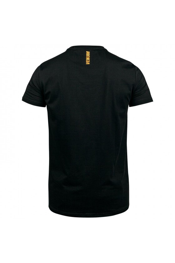 Футболка Venum Boxing VT Black / Gold