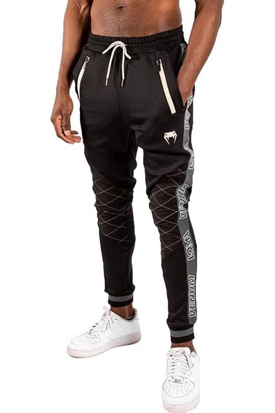 Спортивні штани Venum Loma Arrow Black/White