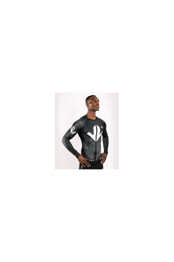 Рашгард Venum Loma Arrow Black / White
