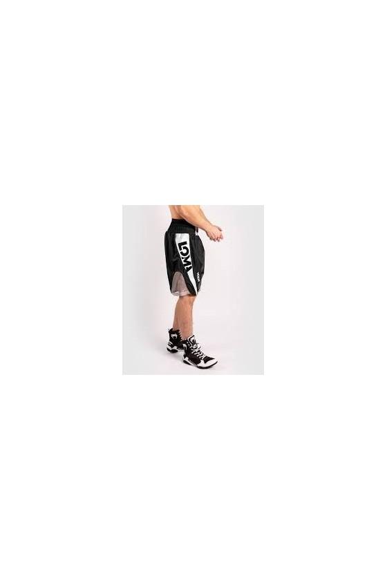 Боксерські шорти Venum Loma Arrow Black / White