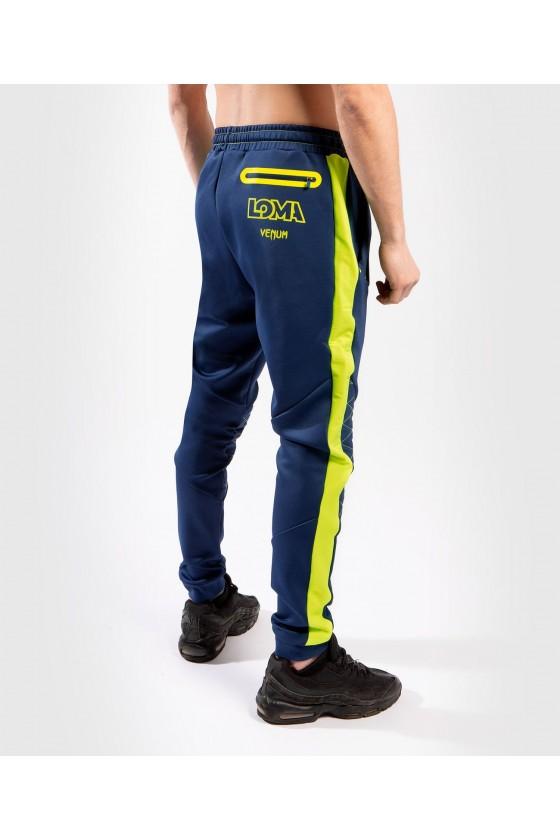 Спортивные штаны Venum Loma ORIGINS Blue/Yellow