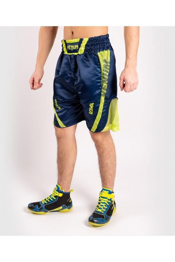 Боксерські шорти Venum Loma ORIGINS Blue / Yellow