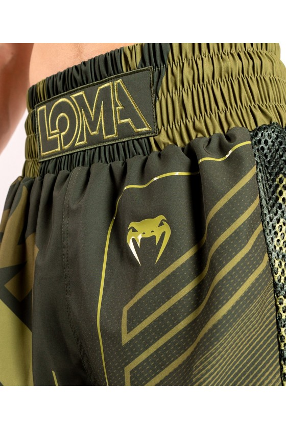 Боксерські шорти Venum Loma COMMANDO Khaki