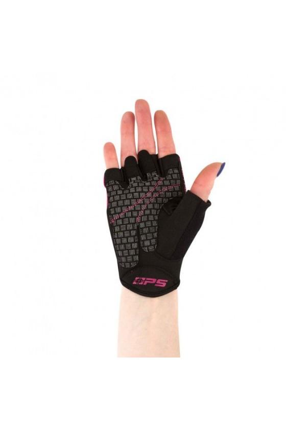 Перчатки для фитнеса Power System Pink