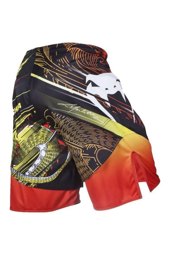 ММА шорты Venum Tatsu King Black/Orange