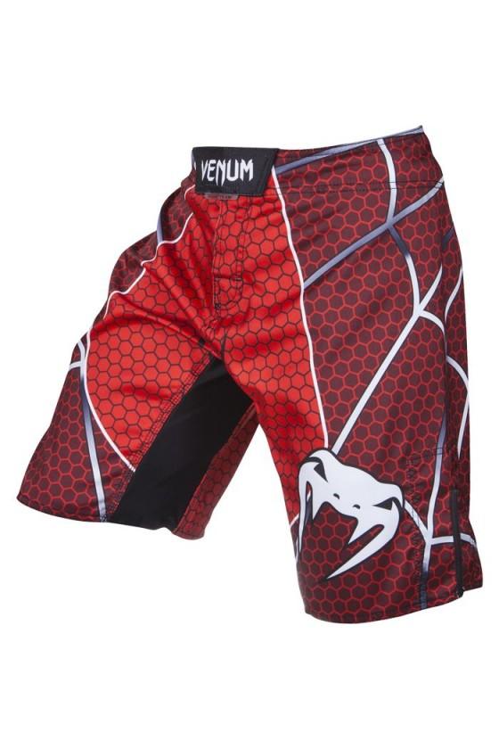 ММА шорти Venum Spider Red