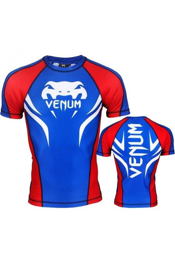 Рашгард Venum electron 2.0 blue