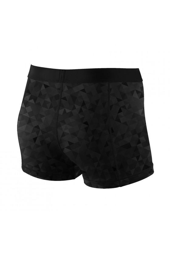Женские  компрессионные шорты Metrics черные
