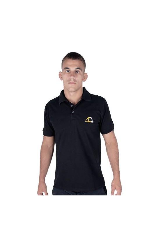 Рубашка-поло Manto polo черная